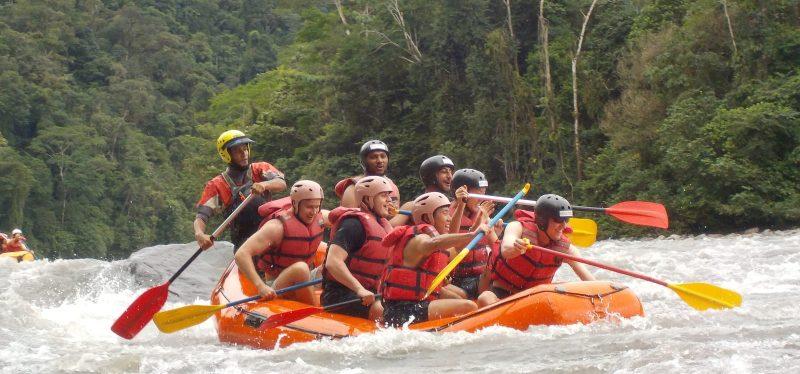 tena rafting