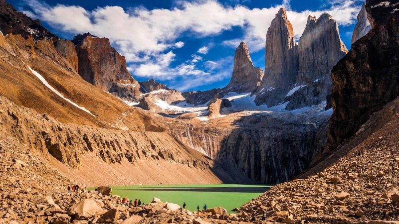Top 6 Nature Travel Expeditions - Torres del Paine
