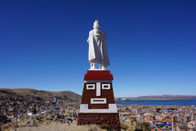 Explore the world from home - Puno